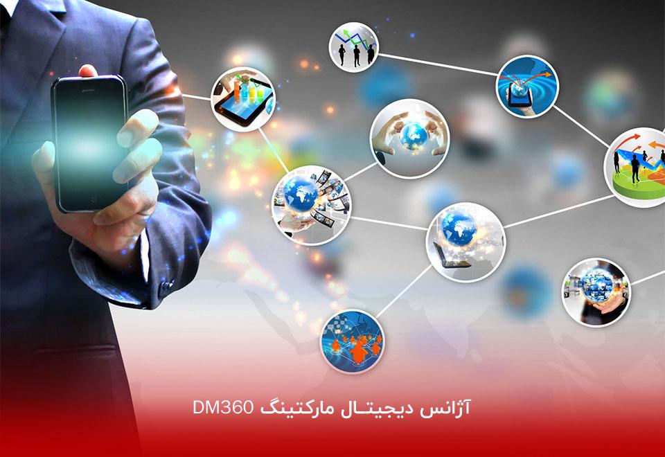 وظیفه دیجیتال مارکتر