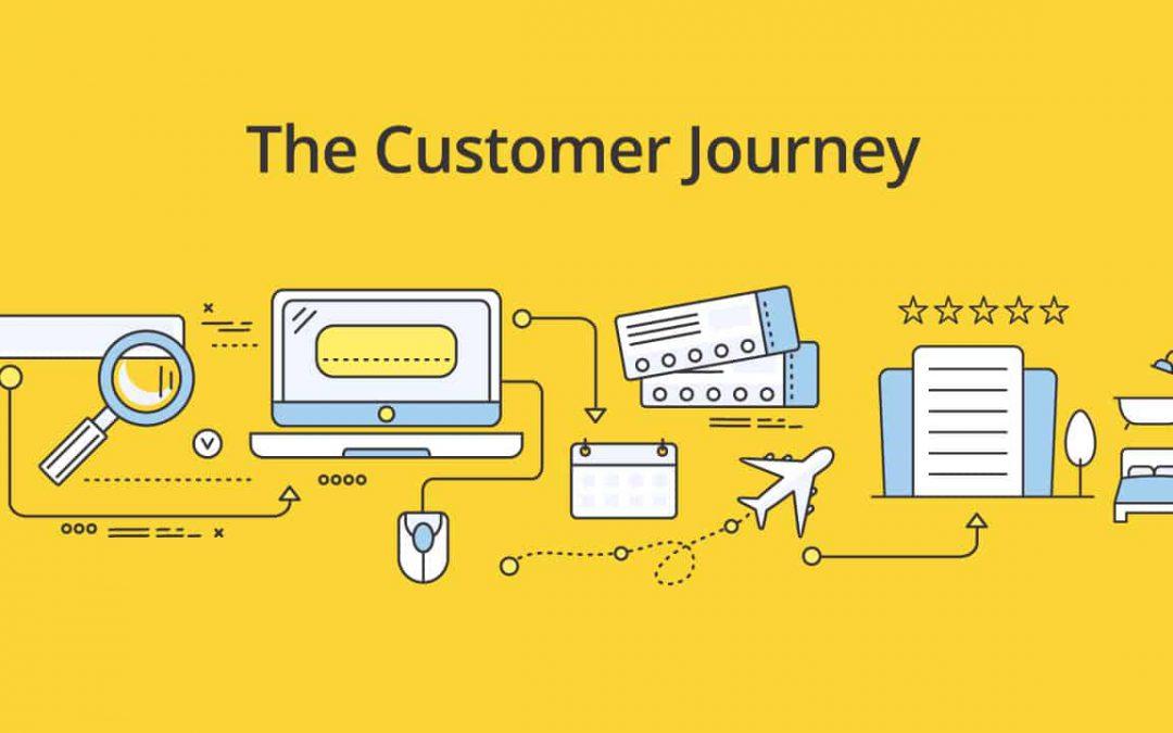 سفر مشتری و شبکه های اجتماعی